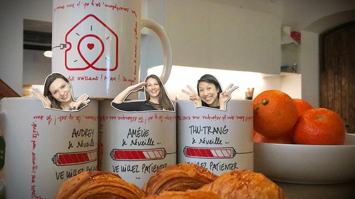Thu Trang, fondatrice de Naos Immobilier, parle de Naos Immobilier et de Prium City