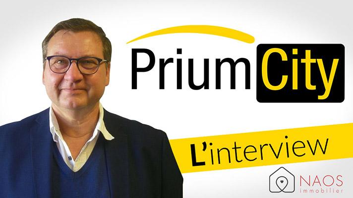 Interview de Jean-André LARPENT pour Prium City