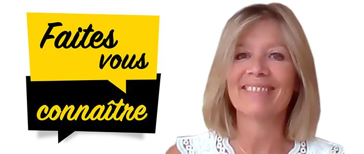 """Série """"Faites vous connaître"""", une interview de Catherine STIPA, mandataire immobilier Agencimmo.com."""
